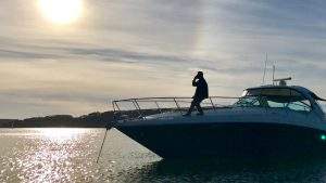 Corporate boating options with Pacific Boating